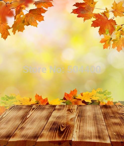 [Различные размеры] Искусства ткани фон фотографии фон осенний пейзаж фон желтые осенние ребенок фоном D 2782 купить на AliExpress