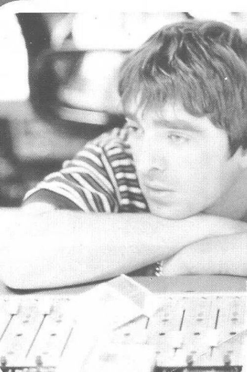 Noel Gallagher - He's been my hero since I was 12 and always will be because he inspired me and changed my life