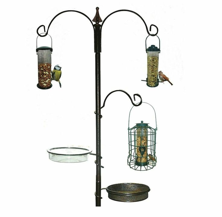 18 best images about Bird Feeder and Plant Stands on ...