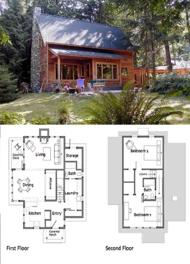 cottage plans small house plans cabin plans