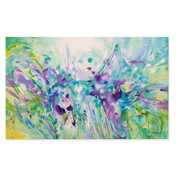 Las 25 mejores ideas sobre pinturas al leo en pinterest y - Pintura azul turquesa ...