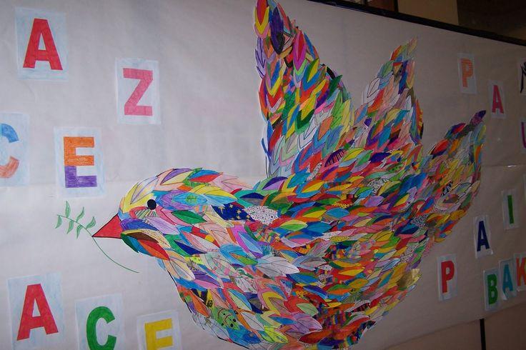 MI AULA DE INFANTIL: Celebración del día de la PAZ