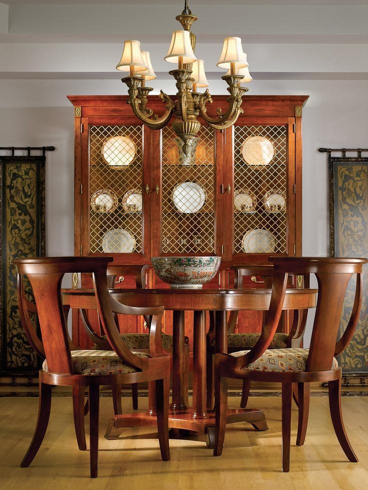 Stickley Directoire Table Divine Dining Pinterest
