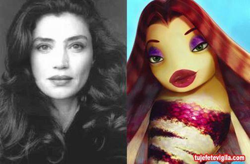 Ángela Molina (actriz) = Lola (El Espantatiburones)