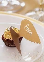 idee segnaposto matrimonio fai da te pinterest - Cerca con Google