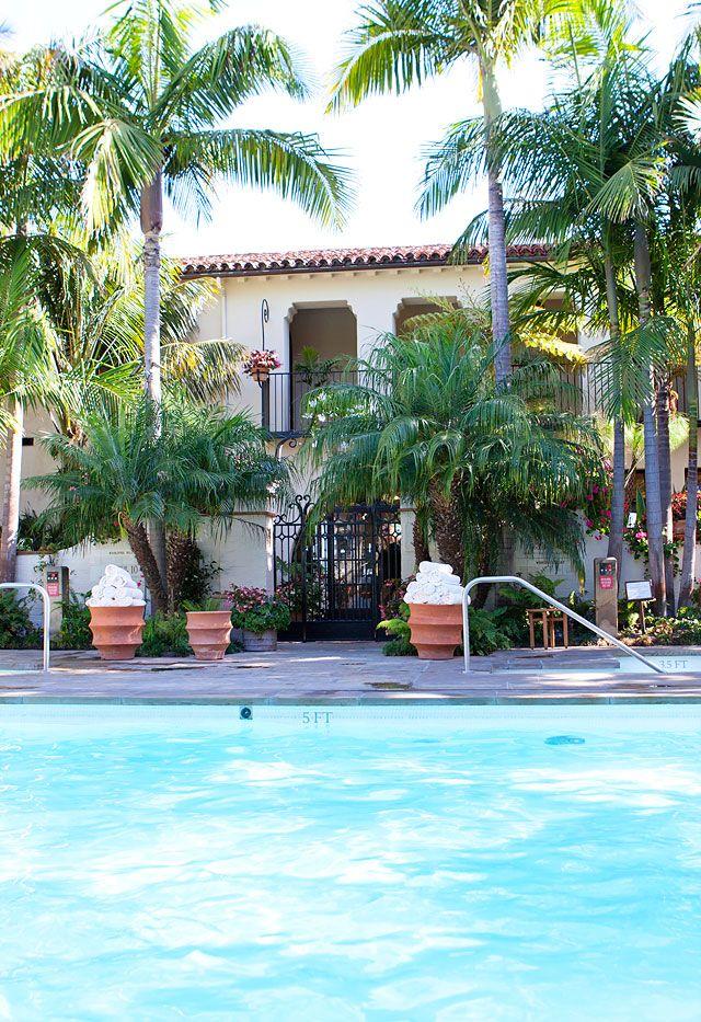 The Best California Coast Beach Towns to Visit // Family Travel // Four Seasons Resort the Biltmore Santa Barbara // ArmelleBlog.com
