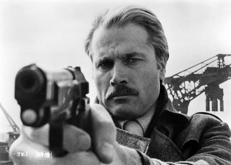 """Franco Nero in """"High Crime"""" (1973) ~ The first collaboration between star Franco Nero (DJANGO) and director Enzo Castellari (THE INGLORIOUS BASTARDS) kicked off the Italian cop movie craze and remains one of the highest points of the genre."""