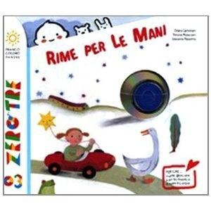 Rime per le mani. Con CD Audio: Amazon.it: Chiara Carminati, Simona Mulazzani, Giovanna Pezzetta: Libri