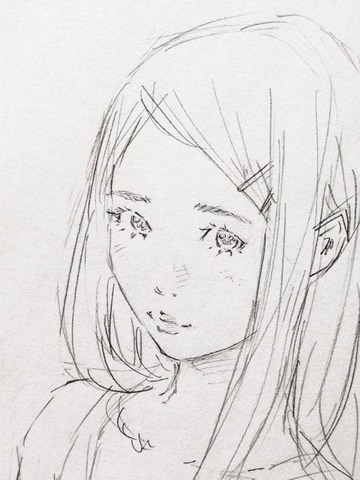 眉頭、眉尻のポイントを決めてから描いてます。 RT @yu_u_1108 いきなりすみません。 あの、イラストのことでアドバイスを頂きたいんですけど、眉毛とかどのような手順でお描きになられてるんですか? もしよかったら、教えて下さい!