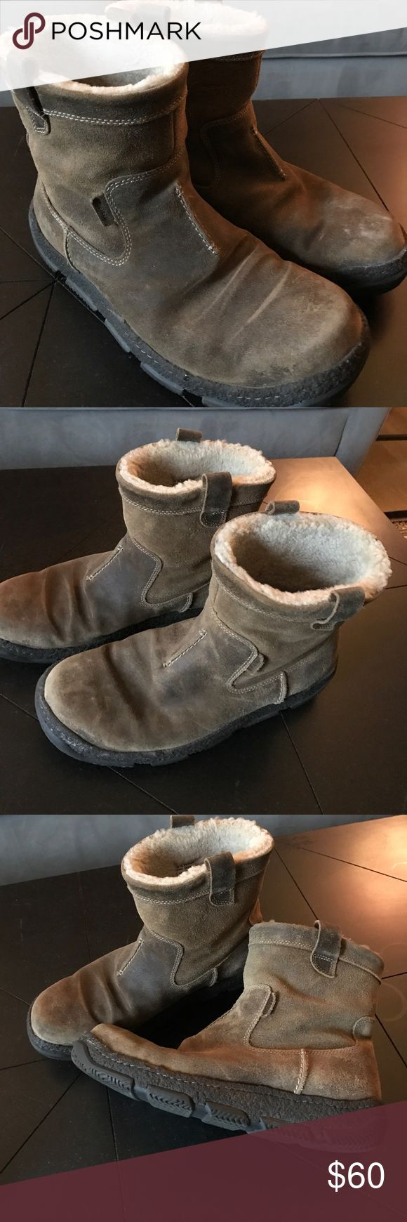 Clark Original Mens Winter Boots 10 Only worn a handful of times Clark Original Winter Boots Clark Original Shoes Winter & Rain Boots