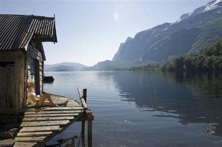 La poésie et la beauté de la Norvège.