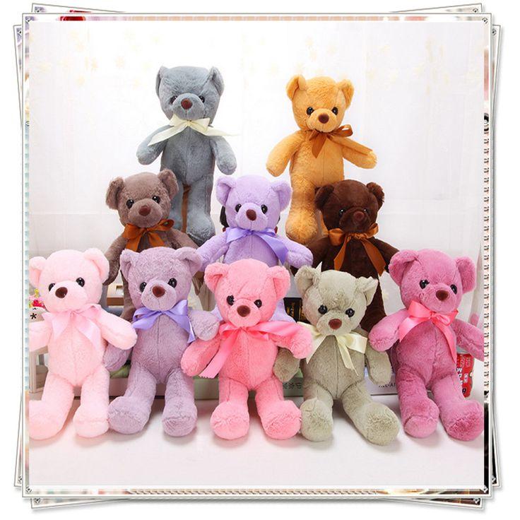 $5.44 (Buy here: https://alitems.com/g/1e8d114494ebda23ff8b16525dc3e8/?i=5&ulp=https%3A%2F%2Fwww.aliexpress.com%2Fitem%2FKawaii-teddy-bear-baby-toys-plush-doll-beanie-boo-stuffed-animals-soft-life-size-teddy-bear%2F32779407795.html ) Mini teddy bear stuffed animals unicorn pokemon kawaii toys for children sylvanian families cheap teddy bear  new year 2017 for just $5.44
