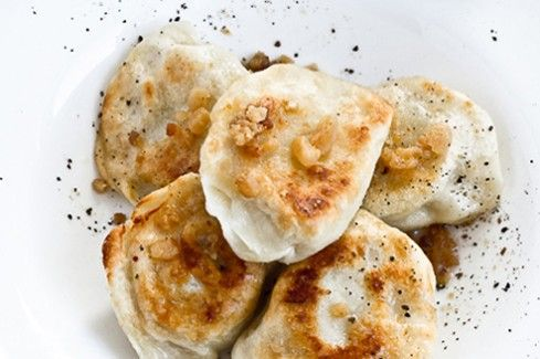 "When did you have ""ruskie pierogi"" last time? Maybe it is a good suggestion for the dinner today? More information on www.linktopoland.com"