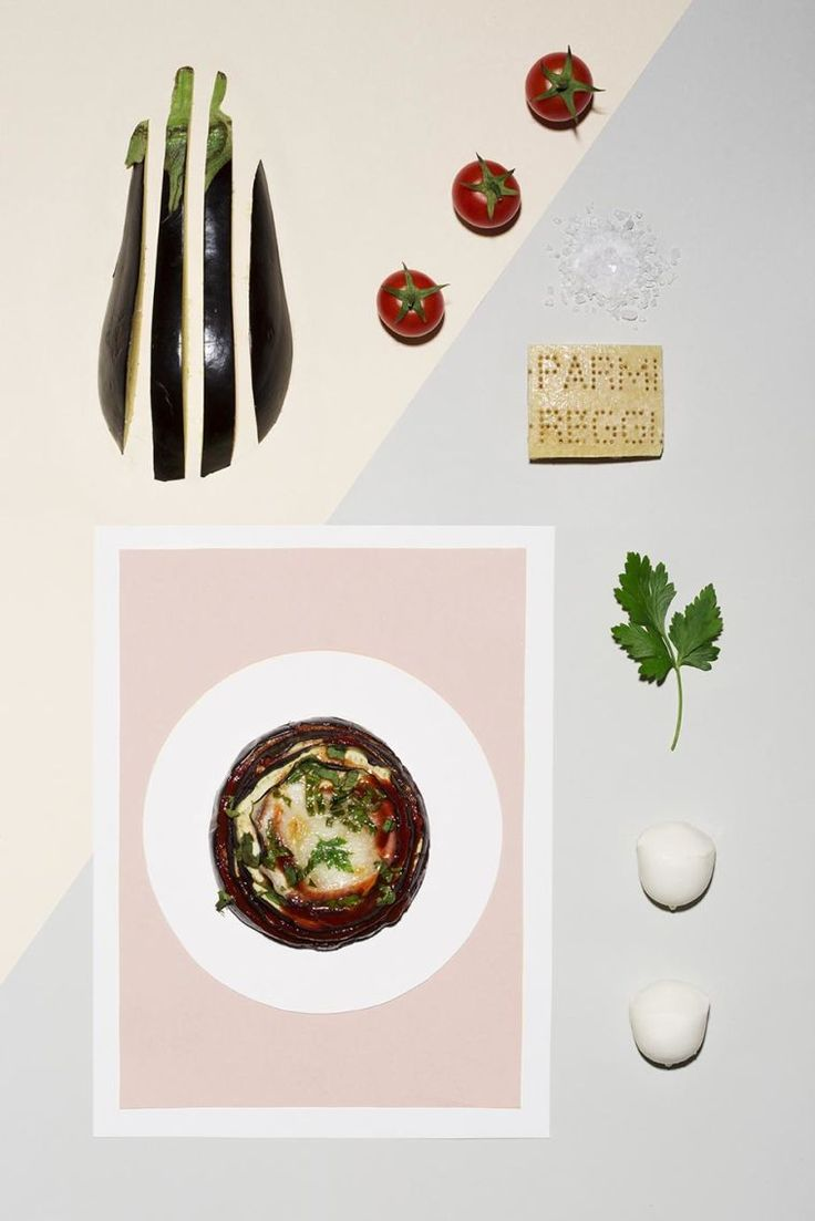 Isabella Vacchi's Color Coded Food Photography