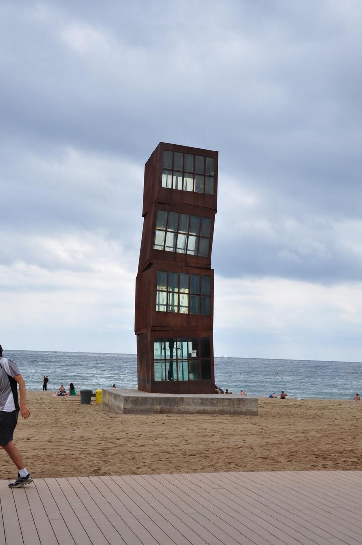 Barrio de pescadores de Barcelona