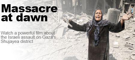 Hamas rejects Gaza truce unless blockade ends - Middle East - Al Jazeera English