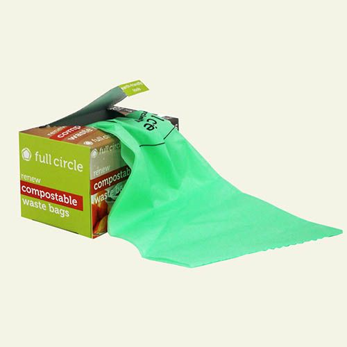 Full Circle Renew Compostable Waste Bags 25 Count Use