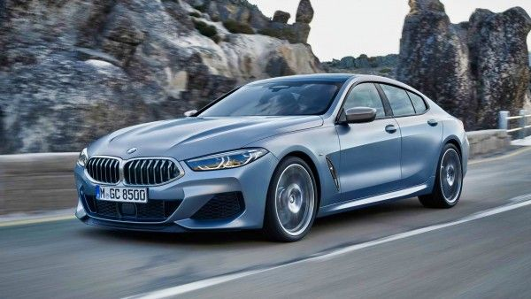 2020 Bmw 840i M Sport Gran Coupe With Images Bmw Bmw Coupe