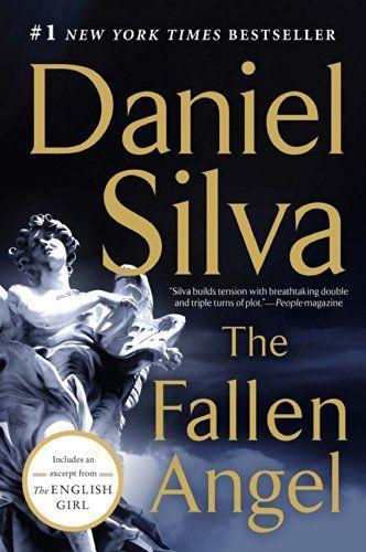 The Fallen Angel: A Novel (Gabriel Allon Book 12) by Daniel Silva, http://www.amazon.com/dp/B0070XQDRO/ref=cm_sw_r_pi_dp_26eeub13P548X