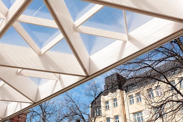 WDC paviljonki by Tuomas Uusheimo, via Flickr Paviljonki - wooden pavilion for Helsinki world design capital 2012: Photo