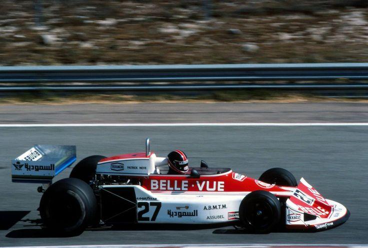 Jarama 77 The debut of Williams Grand Prix Engineering and Arabs.