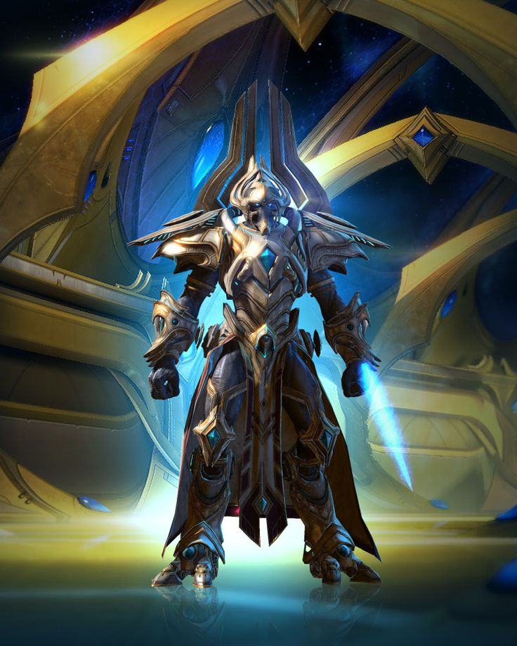 starcraft2 protoss expansion woman - Google Search