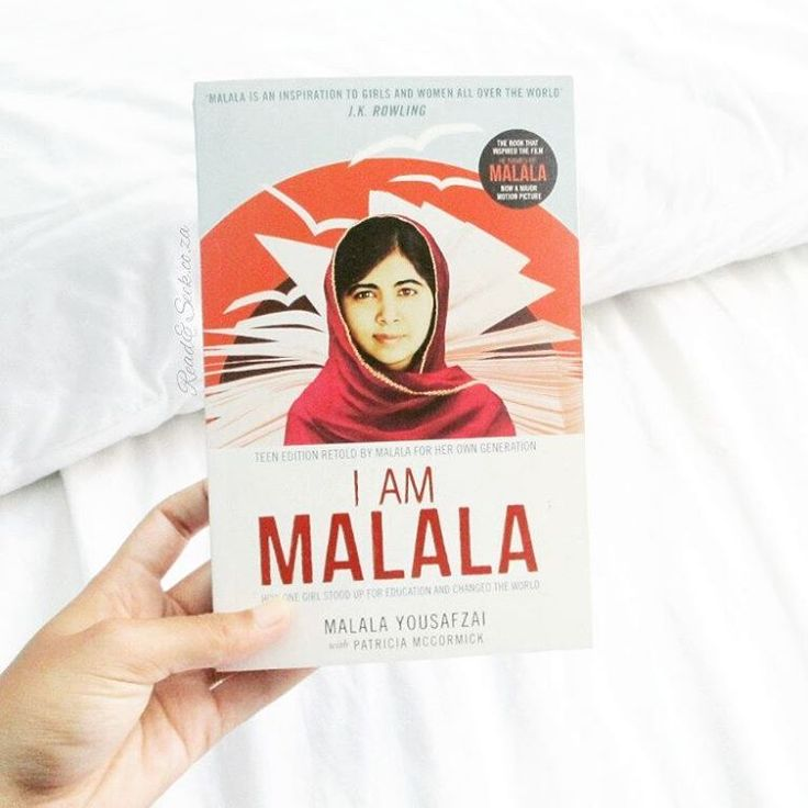 """Who has plans to watch the pilot of the """"He Named Me Malala"""" documentary tonight on National Geographic?? This young woman is an inspiration to us all. #malala #iammalala #bookstagram #booksofinstagram #bookstagrammer #instabooks #instareads #natgeo #nationalgeographic #biblio #bookish #booknerdigans #SAreaders #read #igers #women #education #booklife"""