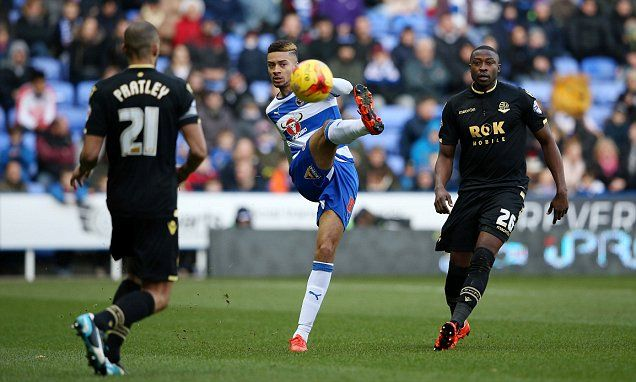 Chelsea want to recall Michael Hector from his loan in January, claims Reading chief...