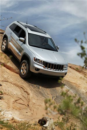 The 2012 Grand Cherokee is now a two-time winner of this prestigious award for its impressive on-road performance and off-road ability also maintaining its status of the most awarded SUV ever made.