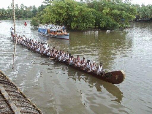 Allapuzha back waters