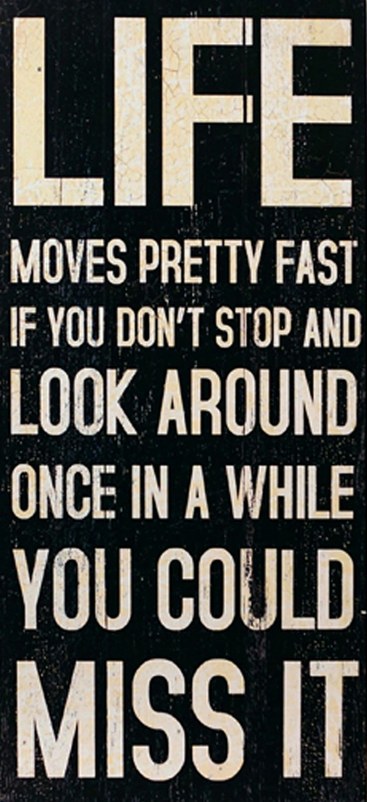 Ferris Bueller Life Moves Pretty Fast Quote Ferris Bueller  Wall Art  Quote Me This  Pinterest  Day Off