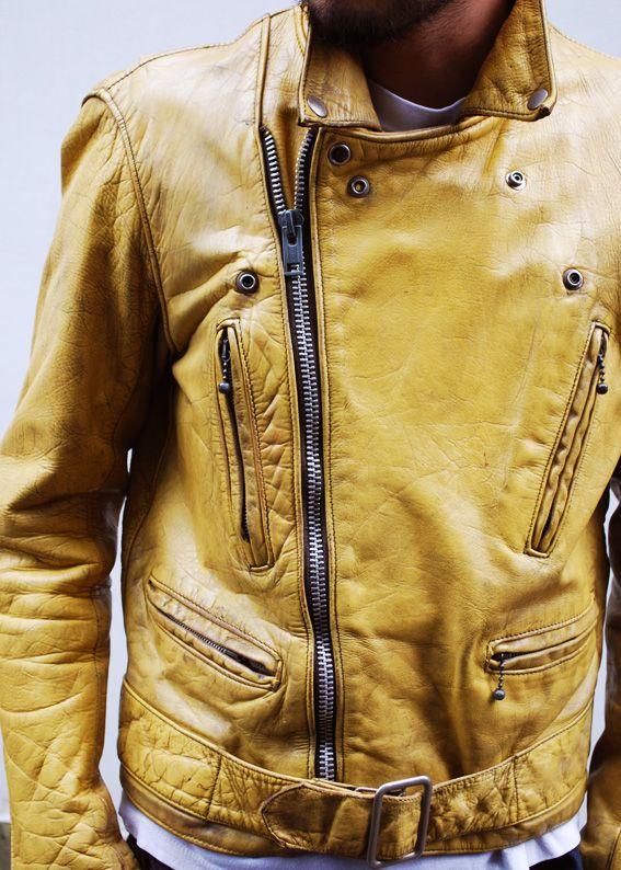 AMAZING leather jacket #leather #Jacket