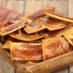 These Glazed Bacon Crackers are easy to make and incredibly delicious!