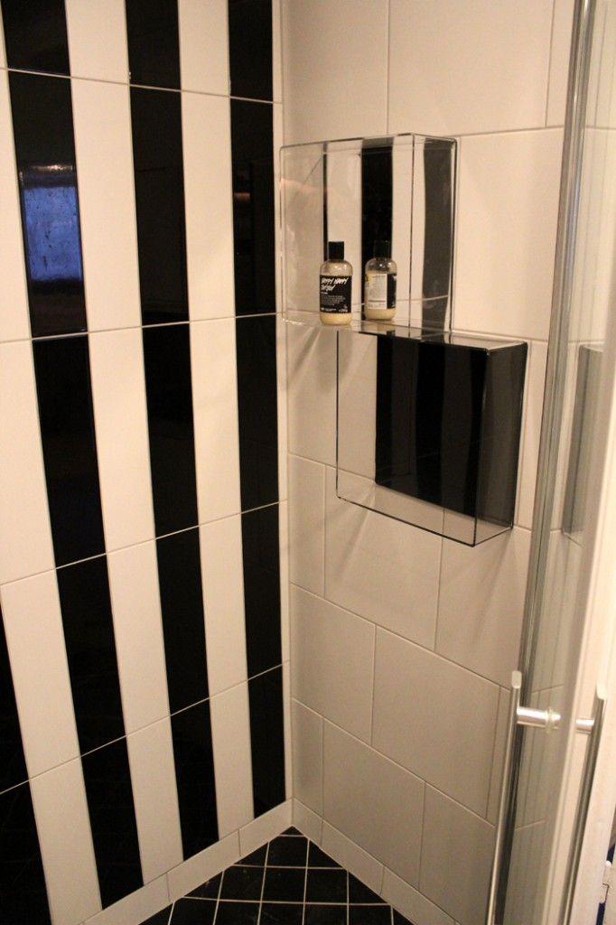 shower shelf plexiglass