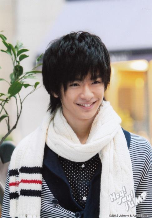 Name: Chinen Yuuri (知念侑李)      Nicknames: Chinen, Chii      Birthdate: November 30, 1993 (age 18)