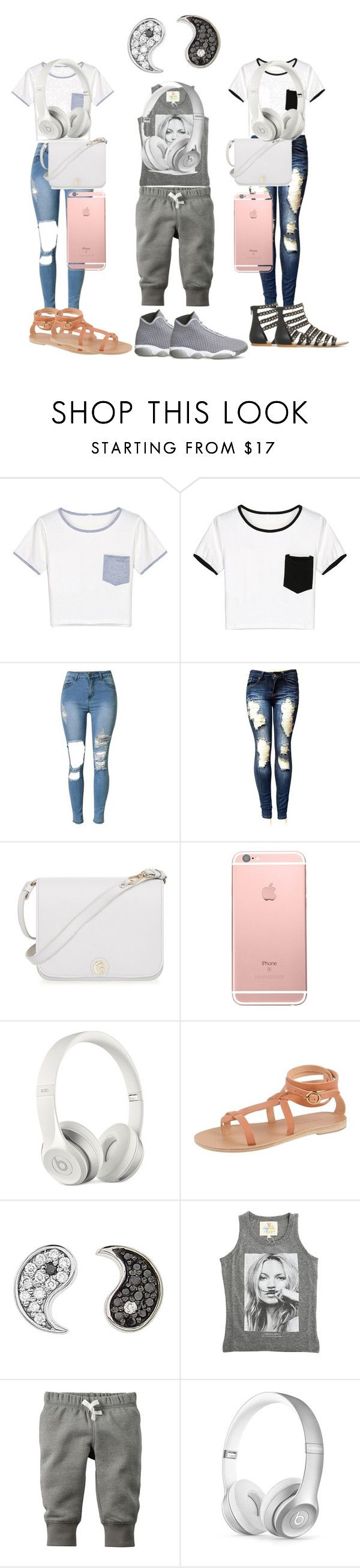 """""""family goals"""" by nilynn123 ❤ liked on Polyvore featuring WithChic, Furla, Beats by Dr. Dre, Valia Gabriel, Sydney Evan, ElevenParis and NIKE"""