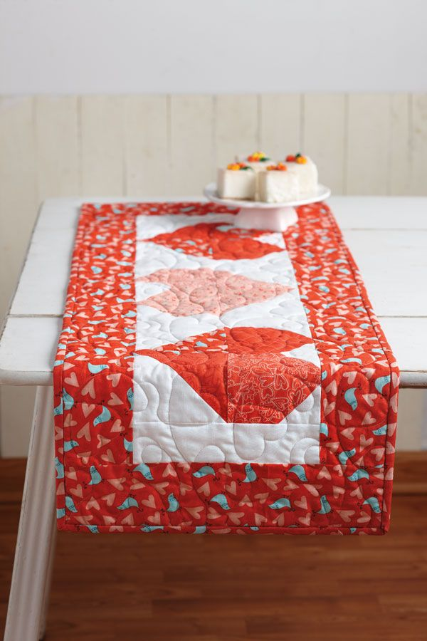 1000 Images About Table Topper Amp Table Runner Quilt