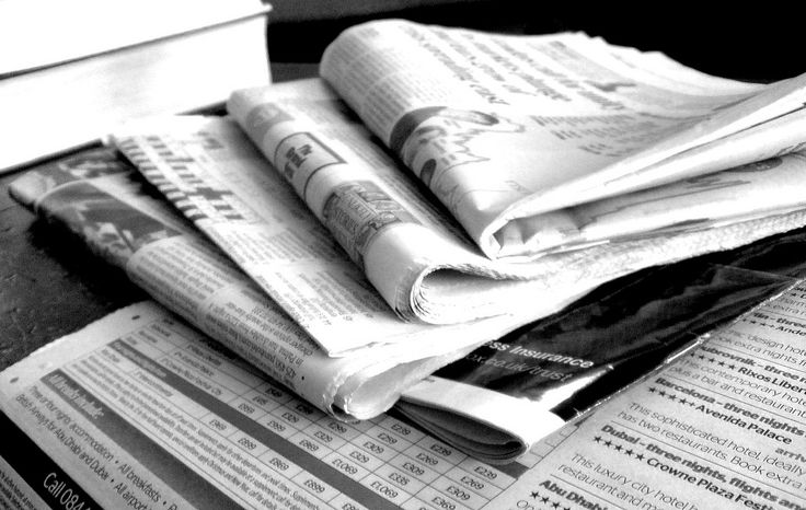 You Should Subscribe To A Newspaper Newspaper and Journalism - newspaper