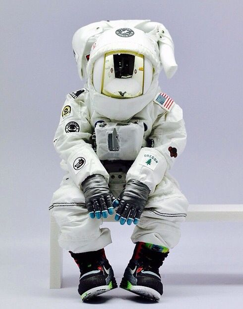 707 best spaceman images on pinterest for Space suit design