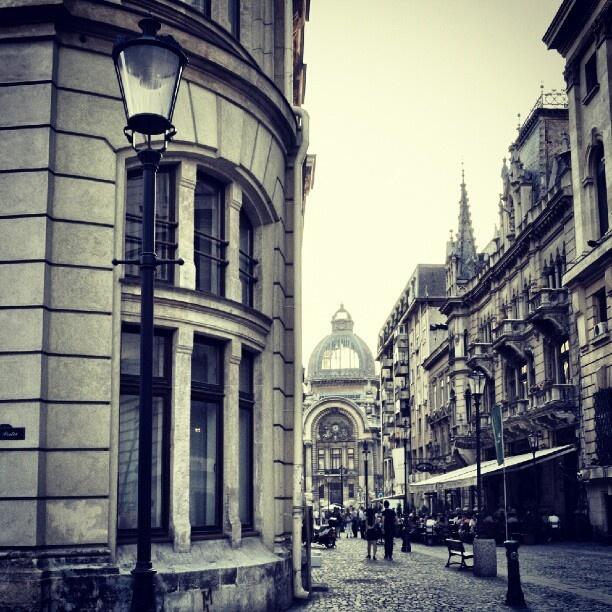 Bucharest, Romania.
