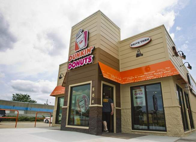 D- Dunkin' donuts has recently been added to Marion! They have an excellent selection of drinks and obviously, amazing donuts. You can find more information at https://www.dunkindonuts.com/ They are located at 584 7th Ave, Marion, Iowa, 52302. ~Lexi