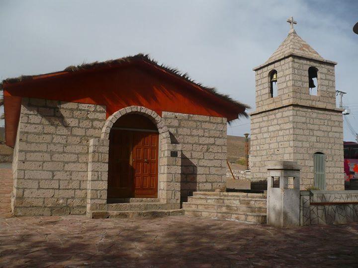 Iglesia de Socaire,  II Rg, CL