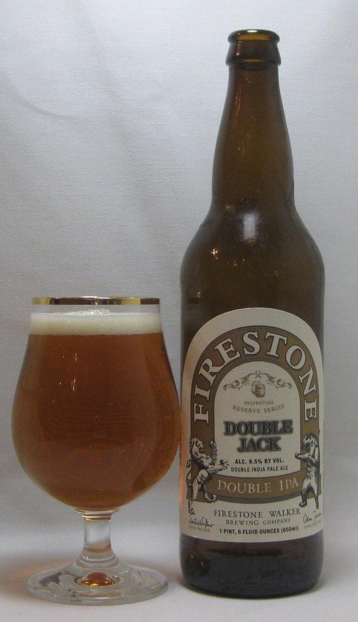 Firestone Walker Double Jack Double IPA