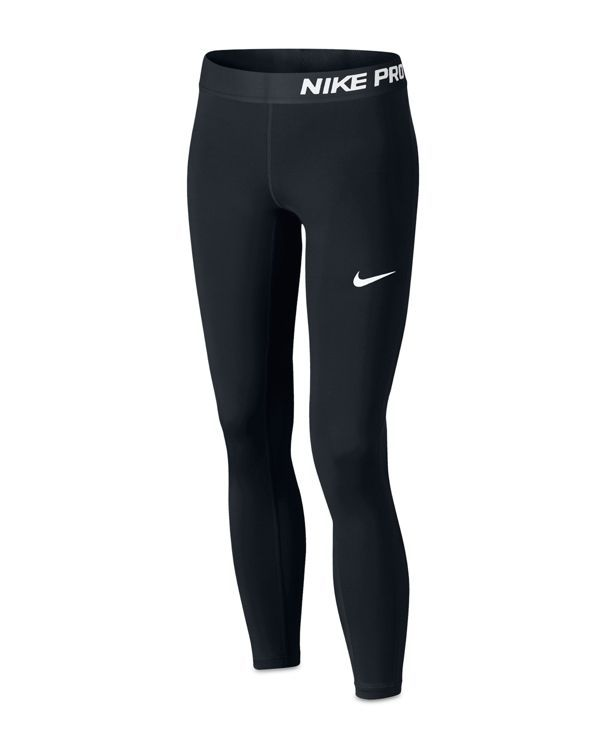 Nike Girls' Pro Dri-Fit Capri Leggings - Sizes S-xl