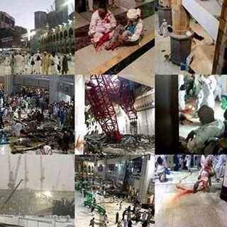Gambar Dp Bbm Pray For Makkah