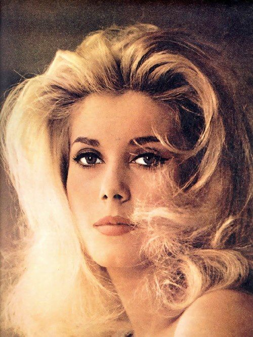 Catherine Deneuve; or should I say Belle de jour