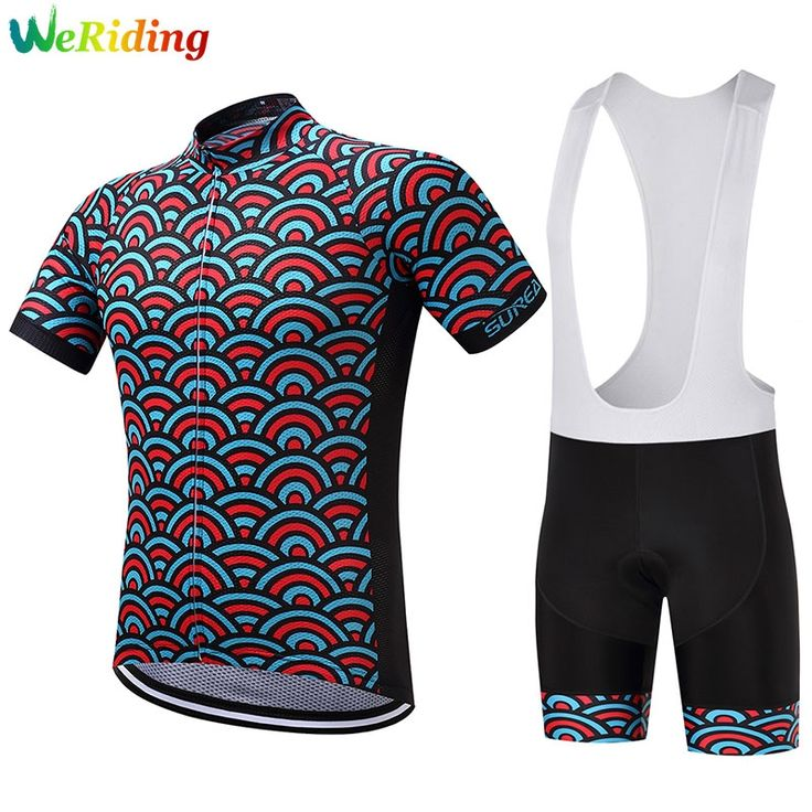 26.35$  Buy now - http://alip5r.shopchina.info/1/go.php?t=32817443969 - 2017 Men's Cycling Jerseys Set Short Sleeve Bicycle Jersey+bib shorts Cycling Road Mountain Bike MTB Clothing Sets more styles  #magazineonline