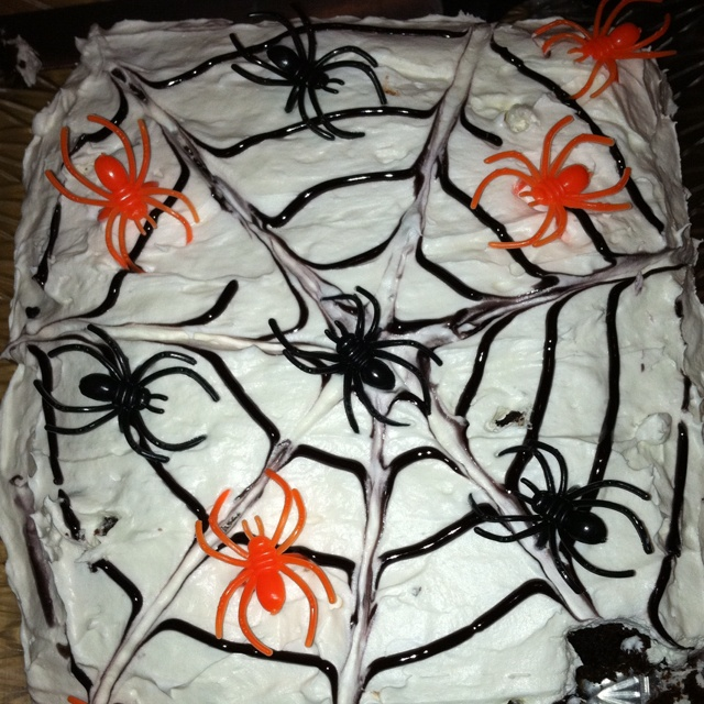 107 best Recipes - Halloween images on Pinterest Halloween recipe - cake decorations for halloween