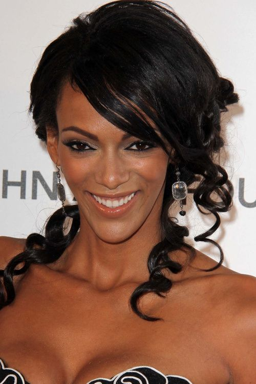 nice 20 picture-perfect Black Curly Hairstyles //  #Black #Curly #Hairstyles #pictureperfect
