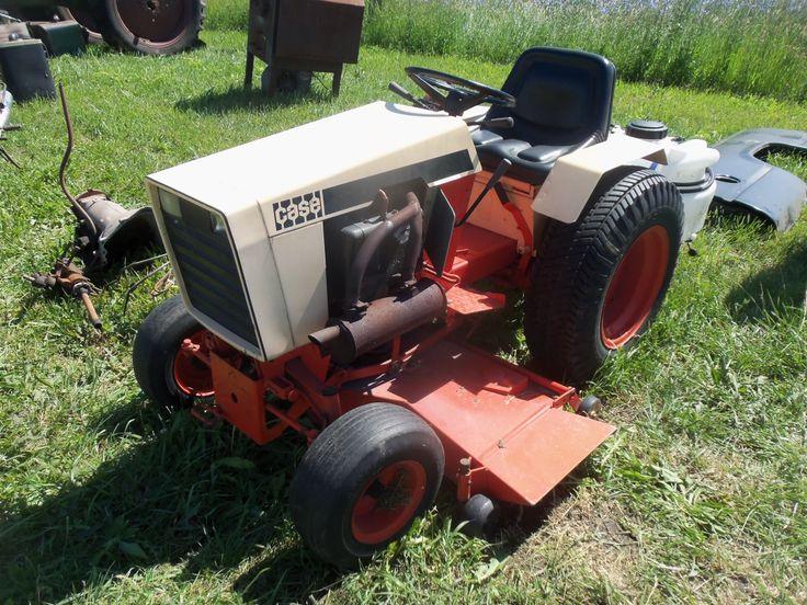 Case 222 Garden Tractor Parts : Case garden tractor tractors pinterest gardens
